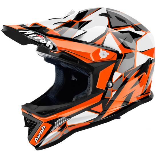 Helm AIROH Archer Junior Chief Orange