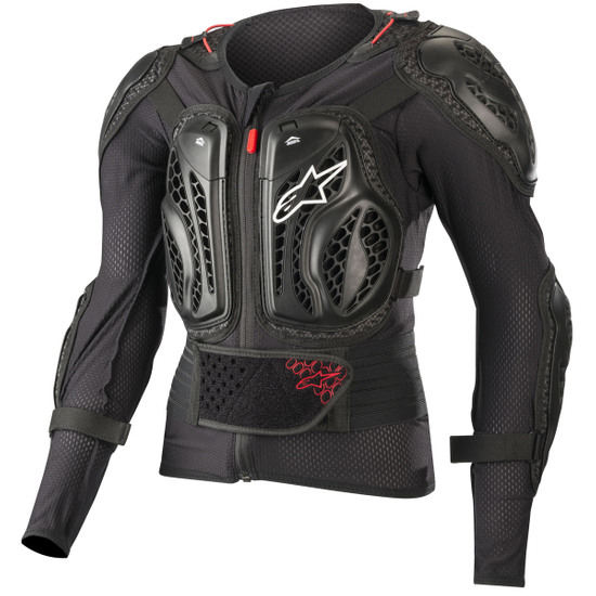 Protezione ALPINESTARS Bionic Action Junior Black / Red