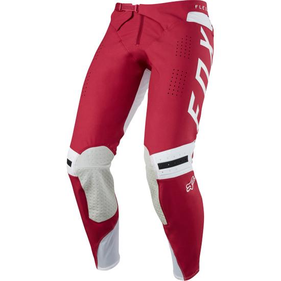 Pantalone FOX Flexair 2018 Preest Dark Red