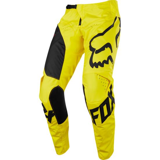 Pantalon FOX 180 2018 Mastar Yellow