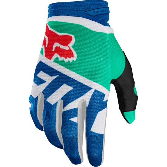 Gloves Fox Dirtpaw Blue S