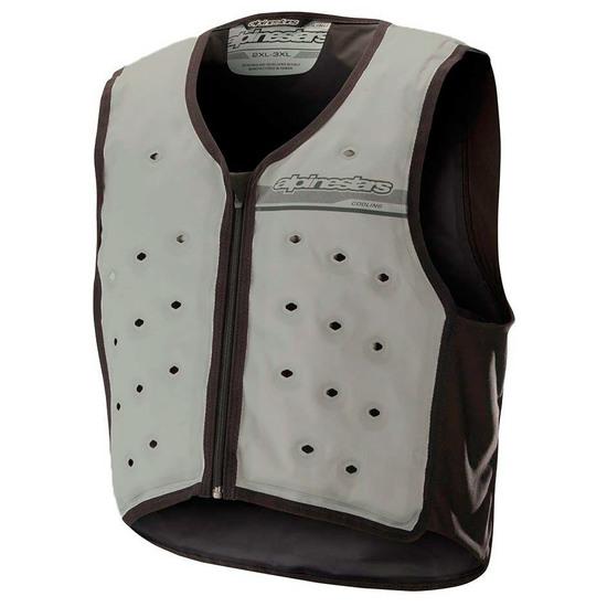 ALPINESTARS Cooling Vest Light Grey / Dark Grey Complement