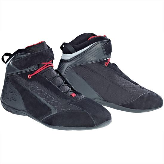 Schuhe IXON Speeder Black / Red