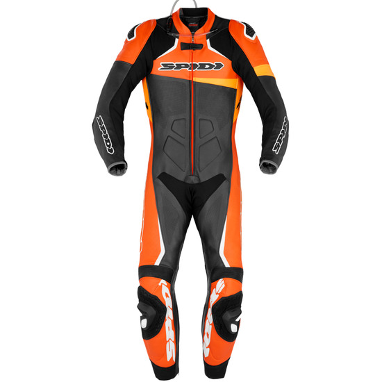 Anzug / Kombi SPIDI Race Warrior Perforated Pro Professional Black / Orange