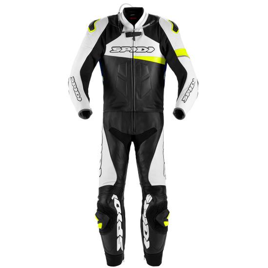 Anzug / Kombi SPIDI Race Warrior Touring Black / Yellow