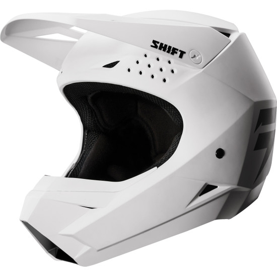 Helm SHIFT White Label White