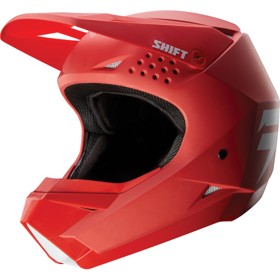 Helm SHIFT White Label Red