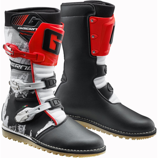 Bottes GAERNE Balance Classic Red / Black
