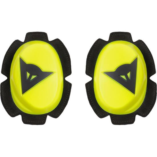 Schleifer DAINESE Pista Knee Fluo-Yellow / Black