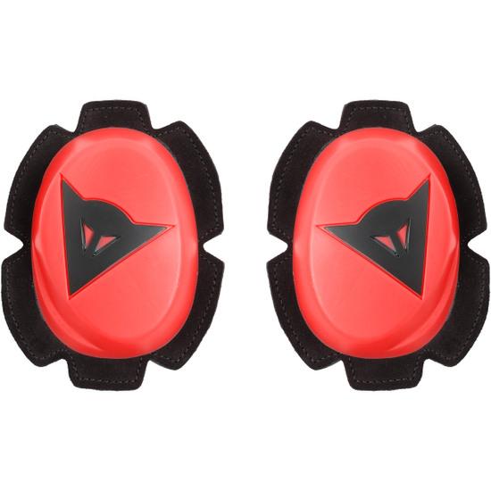 Schleifer DAINESE Pista Knee Fluo-Red / Black