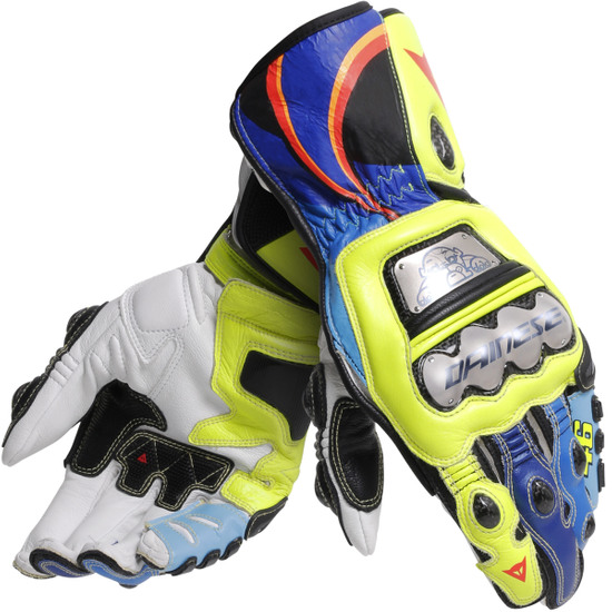 Gants DAINESE Full Metal 6 Replica Rossi VR46