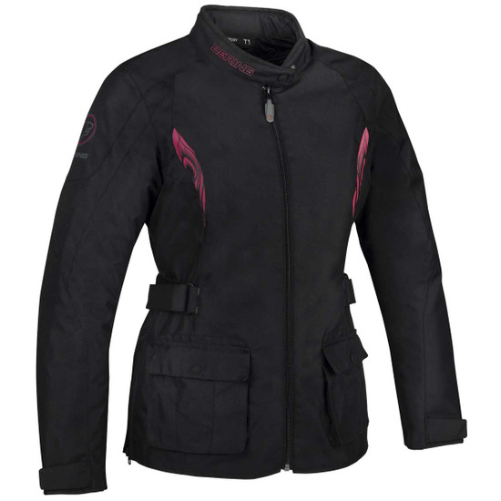 BERING Virginia Lady Black / Fuchsia Jacket