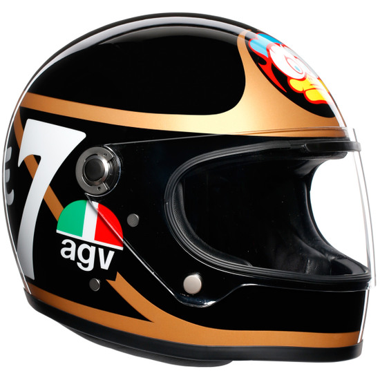 AGV X3000 Barry Sheene Limited Edition Helmet