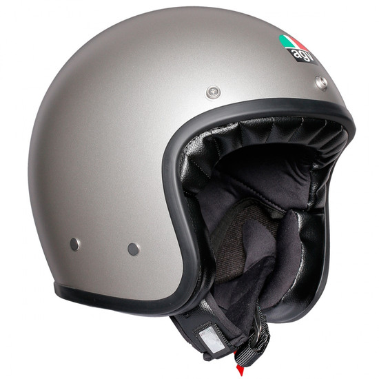 Helm AGV X70 Matt Light Grey