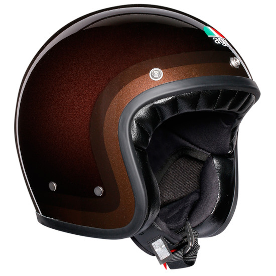 Helm AGV X70 Trofeo Chocolate