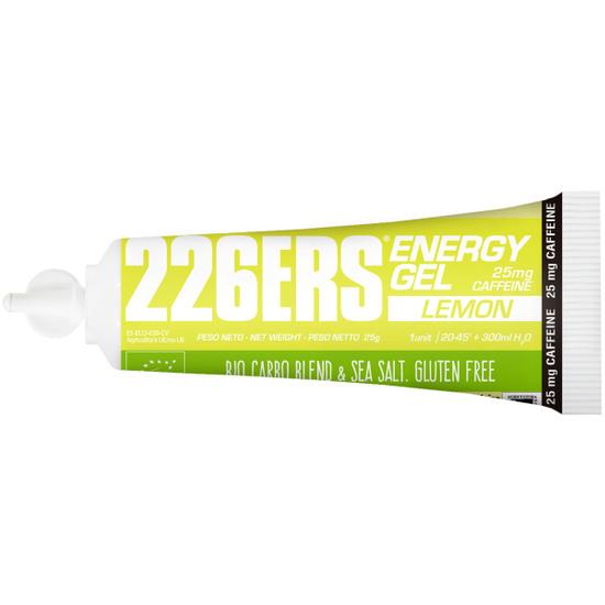 Nutrición 226ERS Energy Gel Bio 25gr. Lemon