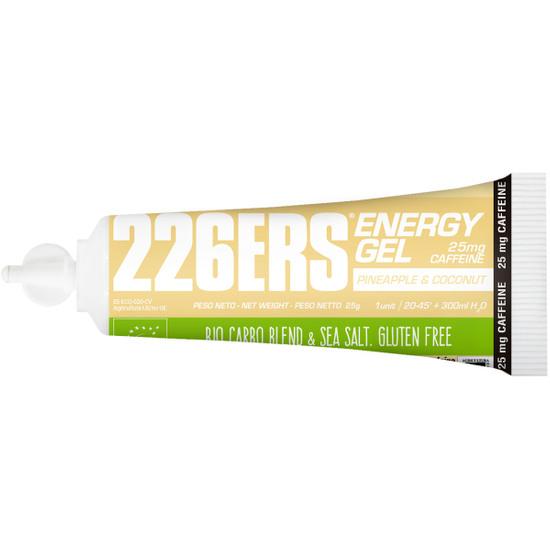 Ernährung 226ERS Energy Gel Bio 25gr. Pineapple & Coconut