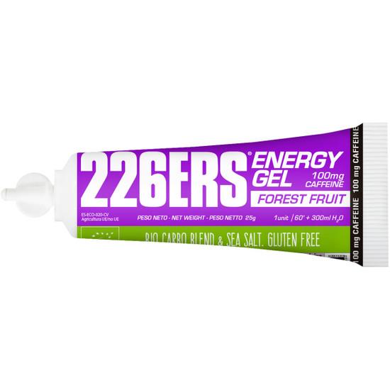 Ernährung 226ERS Energy Gel Bio 25gr. Forest Fruit