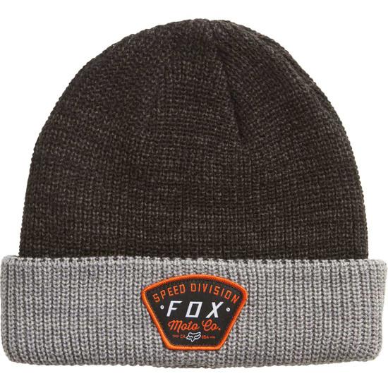 Bonnet FOX SNO Cat Roll Heather Graphite