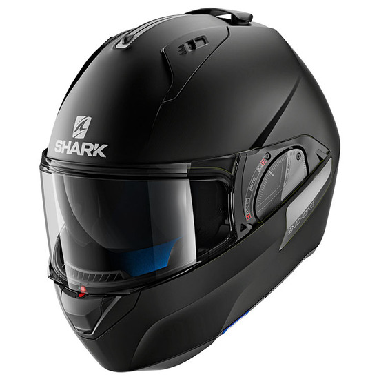 Casco SHARK Evo-One 2 Blank Mat Black