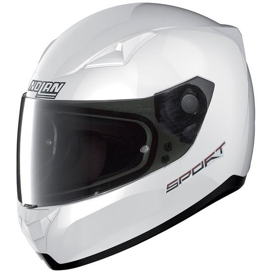 Capacete NOLAN N60-5 Sport Metal White