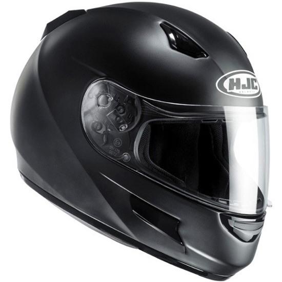 Casco HJC CL-SP Semi Flat Black