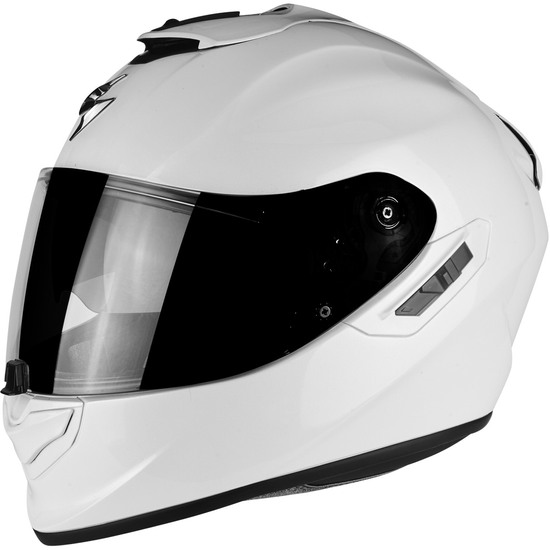 SCORPION Exo-1400 Air Pearl White Helmet