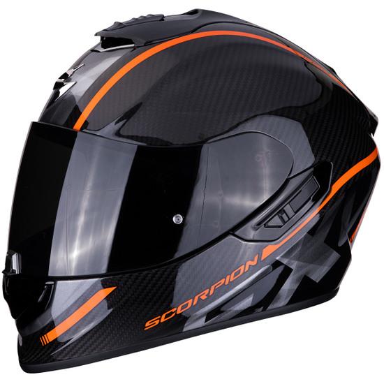 Casco SCORPION Exo-1400 Carbon Air Grand Orange