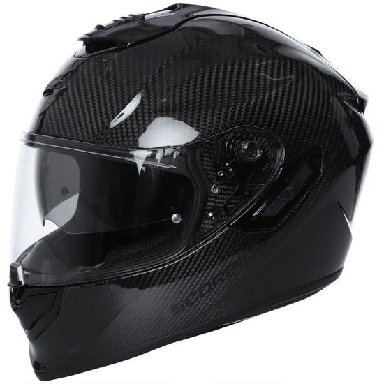 SCORPION Exo-1400 Carbon Air Solid Helmet