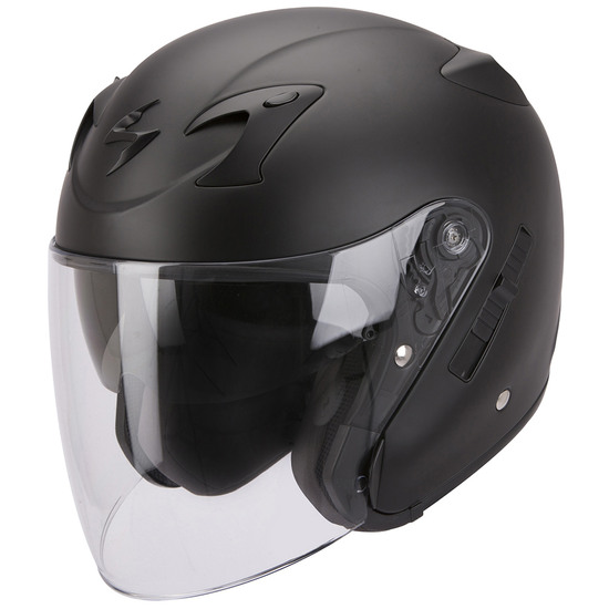 XXL Black Scorpion Helm Motorrad exo-city