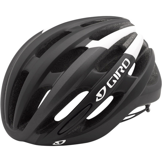 Casco GIRO Foray Matte Black / White