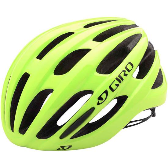 GIRO Foray Highlight Yellow Helmet