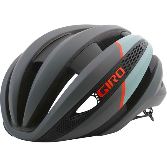 Casco GIRO Synthe Matte Charcoal / Frost