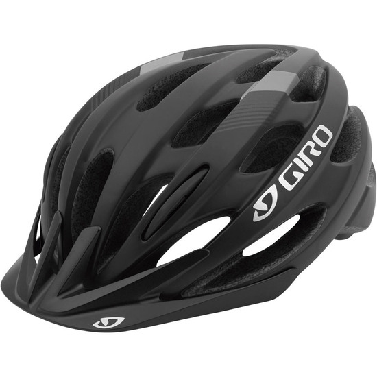 GIRO Revel Matte Black / Charcoal Helmet