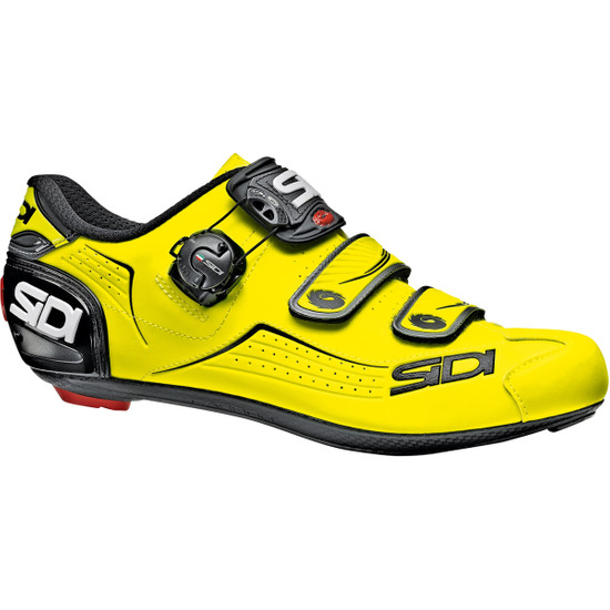 Zapatillas SIDI Alba Yellow Fluo / Black
