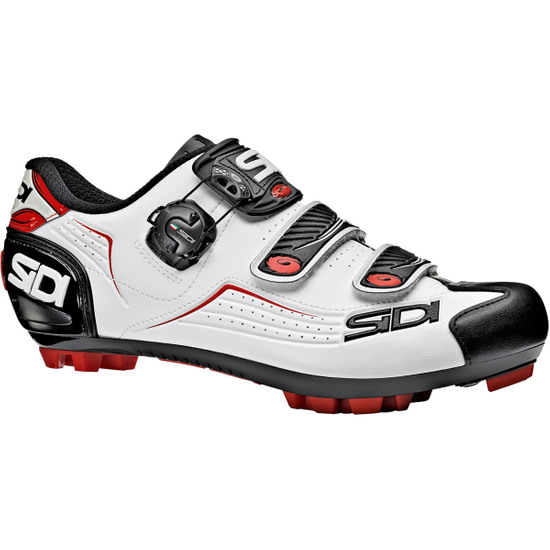 Schuhe SIDI MTB Trace White / Black / Red