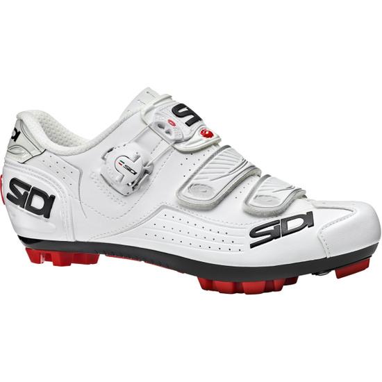 Schuhe SIDI MTB Trace Lady White
