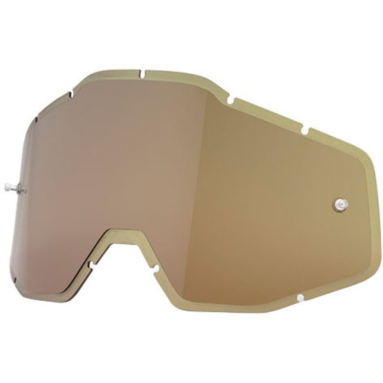 100% Injected Anti-Fog Hiper Olive Mask / Goggle