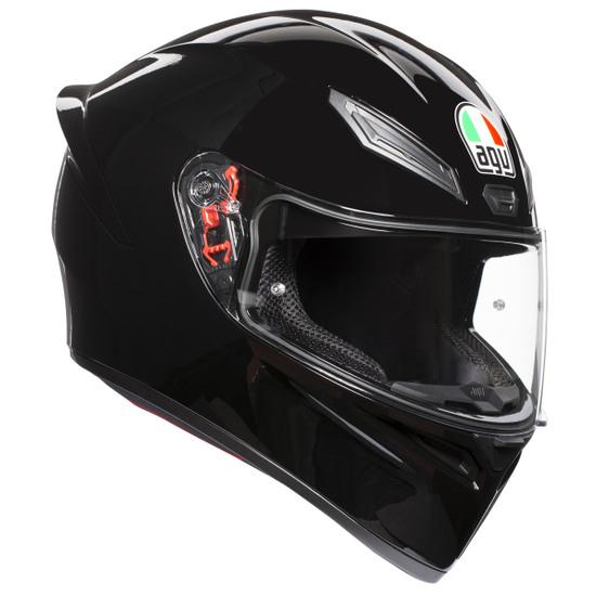 AGV K-1 Black Helmet