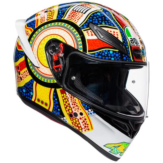 Helm AGV K-1 Rossi Dreamtime
