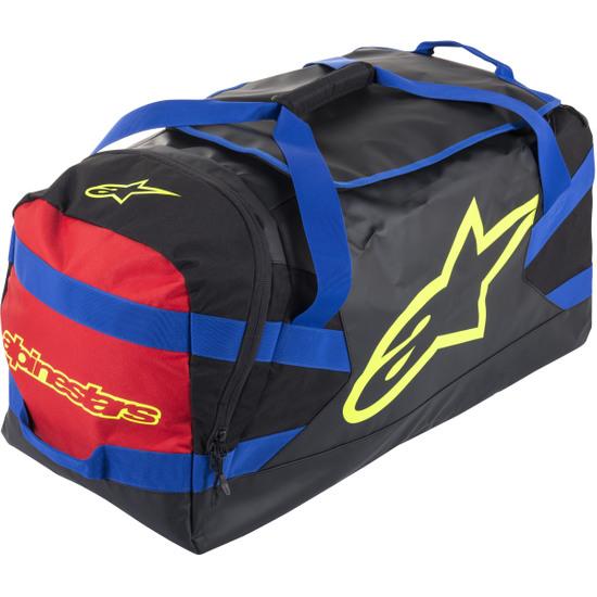 Tasche ALPINESTARS Goanna Black / Blue / Red / Yellow Fluo