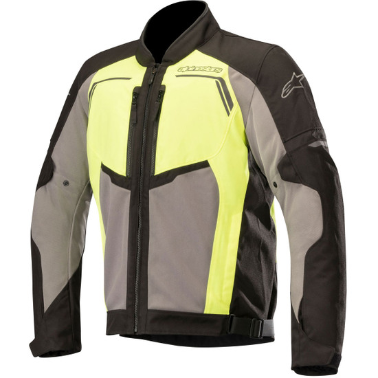 Jacke ALPINESTARS Durango Air Black / Dark Gray / Yellow Fluo