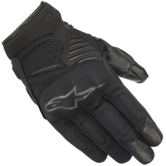 Black//Black L Motorcycle gloves Alpinestars Stella Faster Gloves Black Black