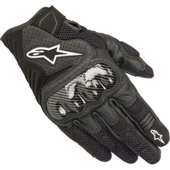 Handschuh ALPINESTARS SMX-1 Air V2 Black
