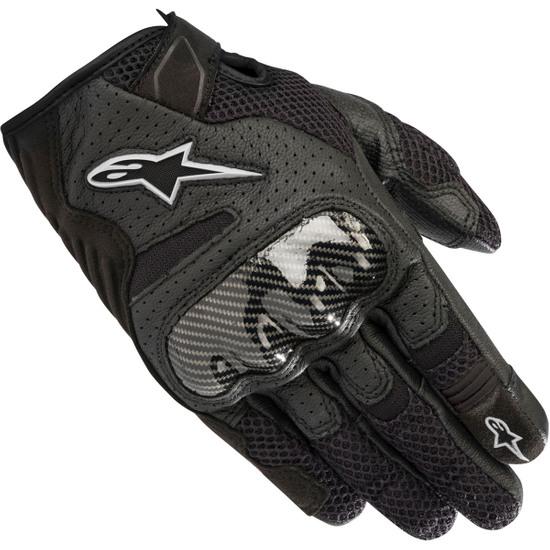 Handschuh ALPINESTARS Stella SMX-1 Air V2 Lady Black