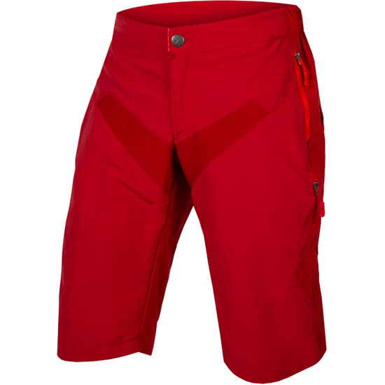 Pantalon ENDURA Singletrack Rust Red