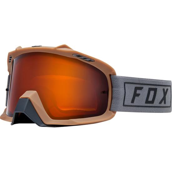 Occhiali FOX Air Space Enduro Grey / Orange