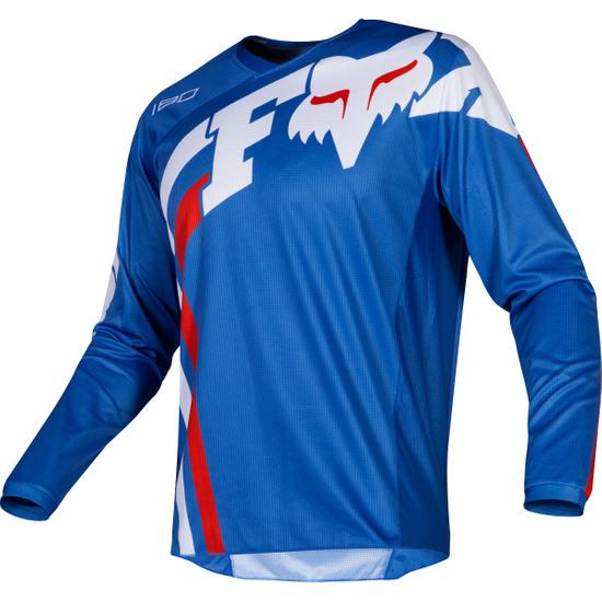 FOX 180 2019 Cota Blue Jersey