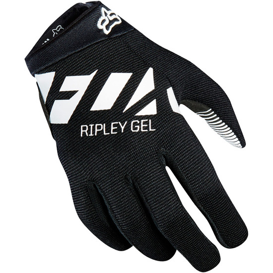 Guanto FOX Ripley Gel Lady Black / White