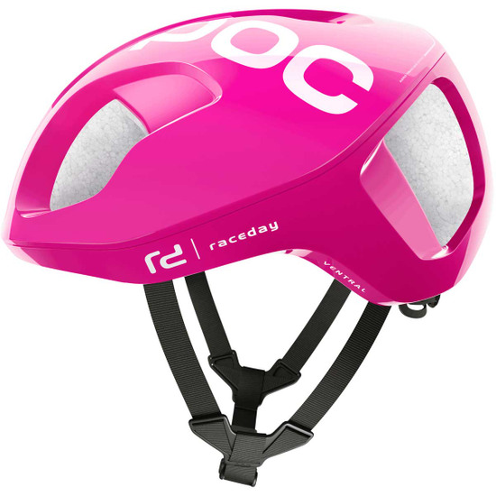 Casco POC Ventral Spin Fluorescent Pink